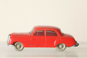 Wiking H0 1:87 Mercedes 200 Ponton Fire Operations Manager Bastelmat. 156787 33