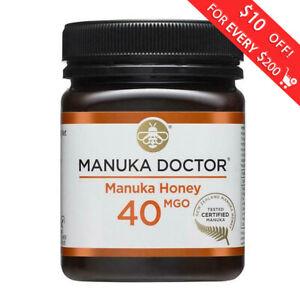 New-Zealand-Manuka-Doctor-MGO-40-Multifloral-Manuka-Honey-250g-FREE-SHIPPING