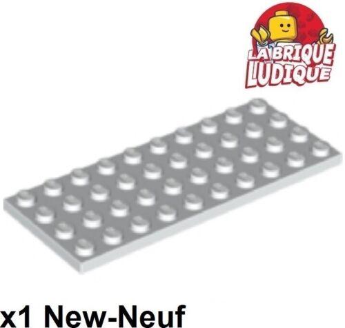 1x Platte Flach 4x10 10x4 Weiß//White 3030 Neu Lego