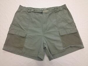 Columbia pfg performance fishing gear khaki fishing shorts for Columbia fishing gear