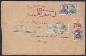 DR-ZD-W-9-S-8-MiF-R-Brief-Muelhausen-Elsass-Neustadt-1918-Zusammendruck