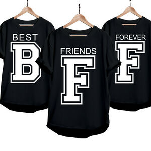 Matching Best Friend Shirts, Ready to be Customized