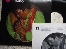 GENDANG KARO ( NORD SUMATRA ) 2 xLP MUSIC COLL BERLIN + BOOKLET 1978 N/M