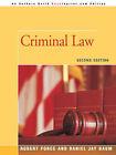 Criminal Law: Second Edition by Daniel J Baum (Paperback / softback, 2007)