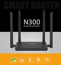 Wavlink N300 Wireless Smart Router Designed High Power 4*5Dbi External Antennas
