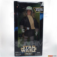 Han Asiabiotech Han Solo Death Star Esc - Star Wars Power of the Jedi Action Figure Toys
