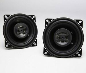 Hifonics-ZS4CX-350W-4-034-Zeus-Series-2-Way-Coaxial-Car-Stereo-Speakers-NEW