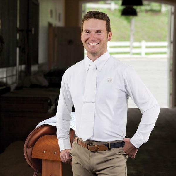 Men's Competitor Long Sleeve Show Shirt