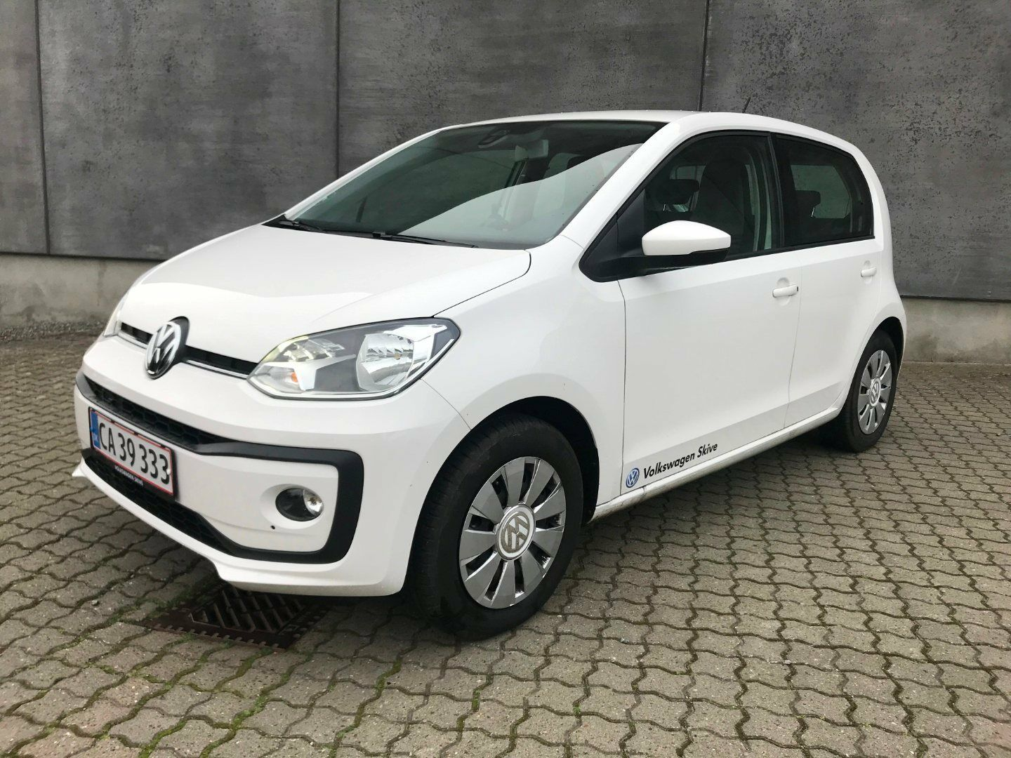 VW Up! 1,0 MPi 60 Move Up! BMT 5d - 112.900 kr.