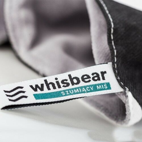 Whisbear Swaddle Wrap Newborn Infant Snuggly chaude douce Couverture