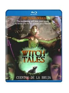 2020 Halloween Anthology WITCH TALES (2020) Blu ray HALLOWEEN HORROR Anthology MOVIE PROPS
