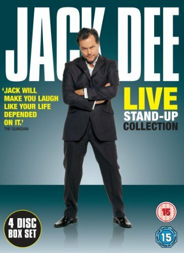 1 of 1 - Jack Dee - Jack Dee: Live - Stand Up Collection [DVD] - DVD  3WVG The Cheap Fast