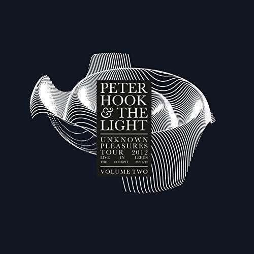 Peter Hook & The Light - Unknown Pleasures - Live In Leeds Vol. 2 NEW LP