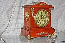 ANTIQUE SETH THOMAS SHELF MANTLE CLOCK-Totally!!-Restored--!!!! C/1900