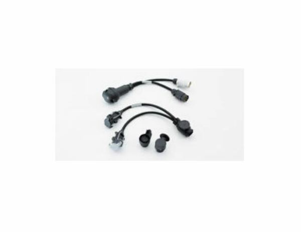 Humoristisch Genuine Kia Optima 2016 > 2x 7 Pin Plugs To 13 Pin Socket Ac09236005
