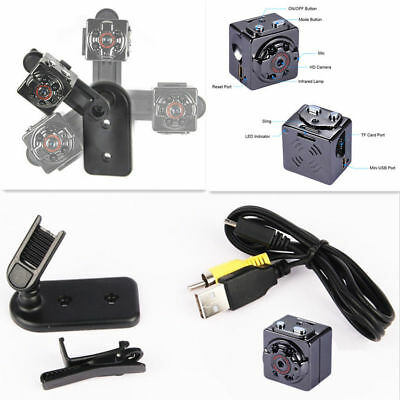 Car & Truck Parts Car Auto Camera Recorder Hd Motion Micro Full Hd 1080p Camcorder Night Vision Dv Convenient To Cook
