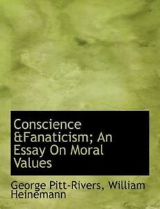 Essay on moral values