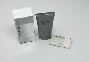 8d23eb1b7698 Details about Shiseido Men SHAVING CREAM 100ml/3.6oz NIB