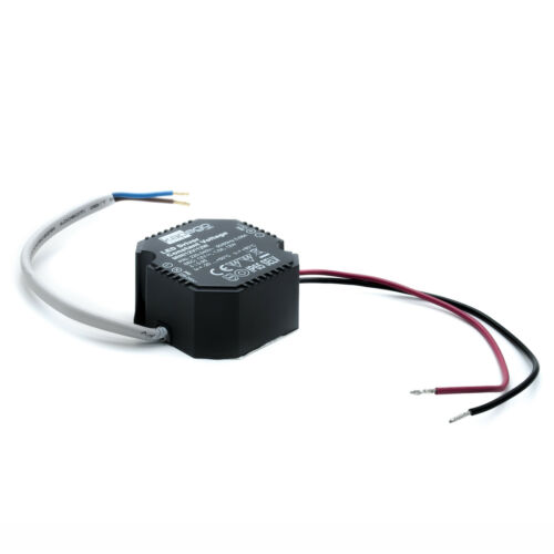 Trasformatore alimentatore led driver 12w 12V IP65 slim ac 220-240v dc 12V 1A