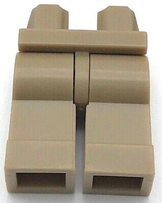 Lego New Black Hips Sand Green Legs Silver Armor Plates Dark Tan Sash Pants