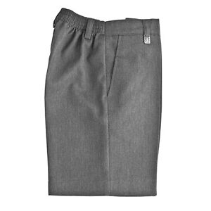 Zeco Boys Standard Fit School Uniform Shorts