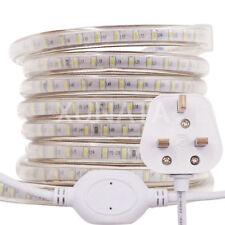 Everstar 5 4m warm white led rope light ebay led strip ac 220v 240v ip67 waterproof 3014 smd 120ledsm commercial rope light aloadofball Gallery