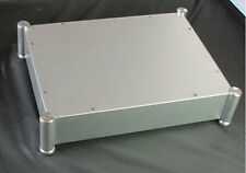 4308T Full Aluminum Enclosure / mini AMP case/power amplifier box/ chassis DIY
