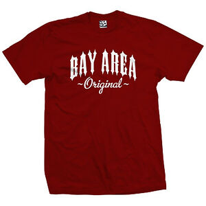 Bay-Area-Original-Outlaw-T-Shirt-Born-in-San-Francisco-Tee-All-Sizes-Colors