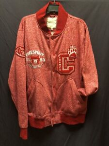 New Imperious Freespirit 1993 Red Champs Jacket With Original Tags