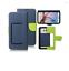 Custodia-UNIVERSALE-per-BRONDI-850-4G-Cover-LIBRO-STAND-magnetica-portafoglio miniatura 7