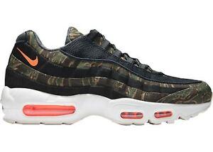 Nike Air Max 95 WIP X Carhartt Camo Shoes AV3866-001 Mens  5f20df1c8