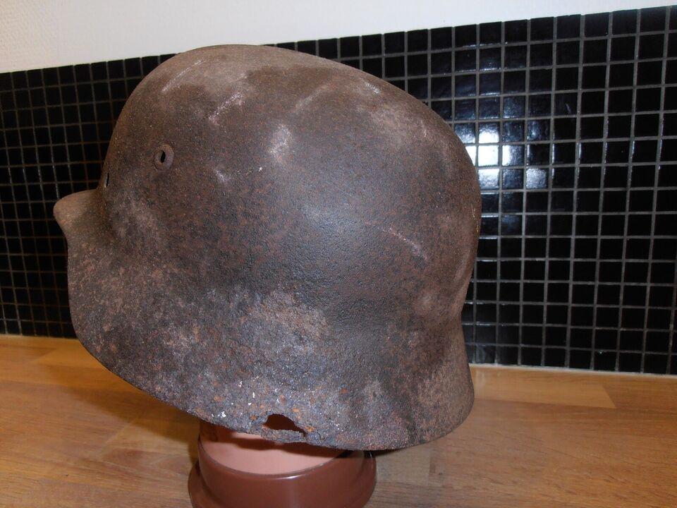 Militær, Tysk Hjelm ww2