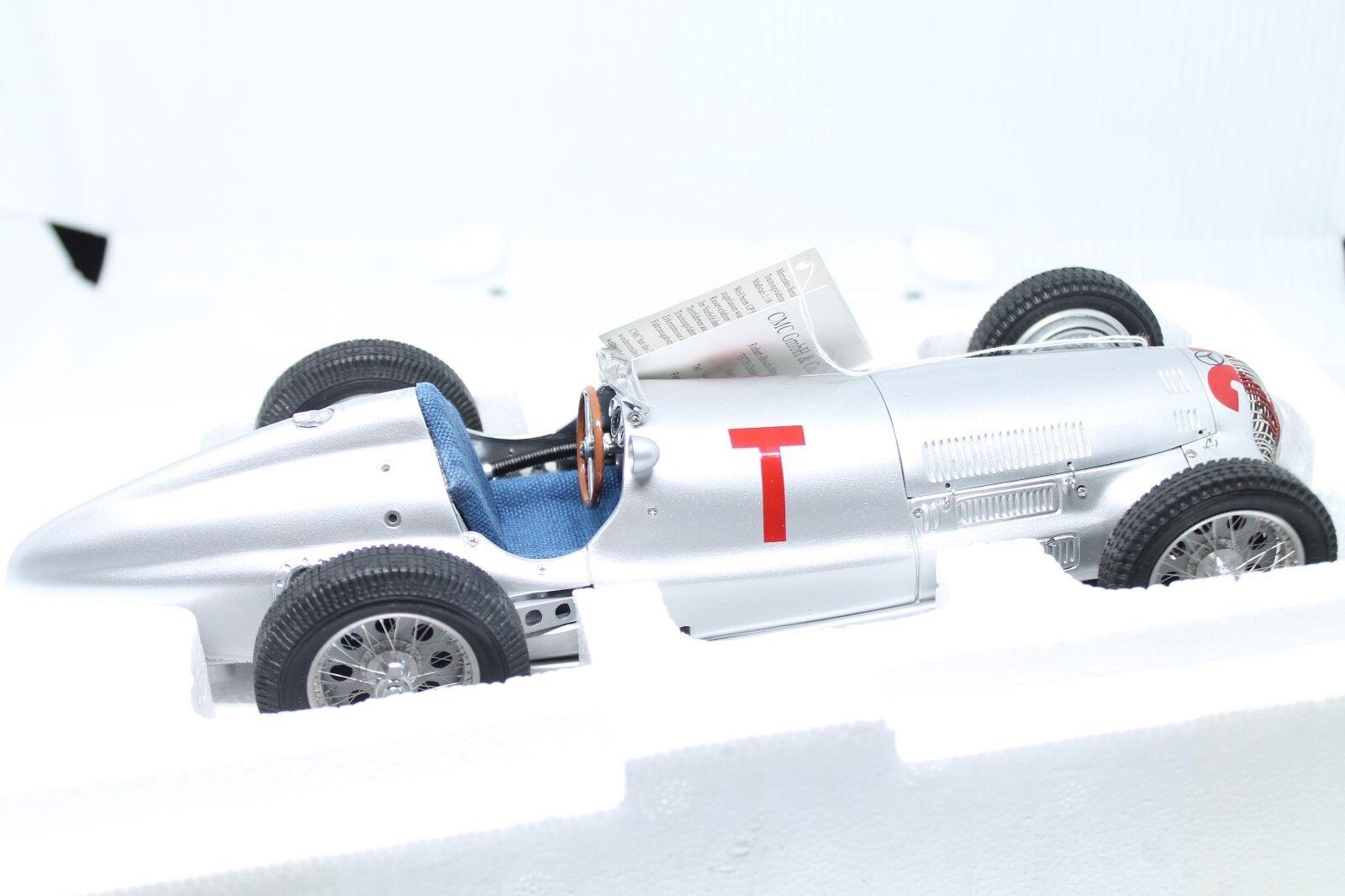 Cmc * mercedes benz w154 * 1938 * Training vehículo vehículo vehículo * m-099 * embalaje original * 1 18 50b8b6