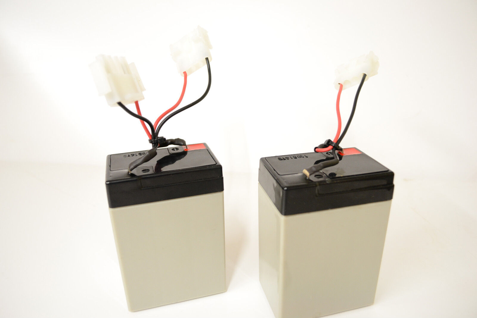 Batteries for Anatec PAC Bait Boat