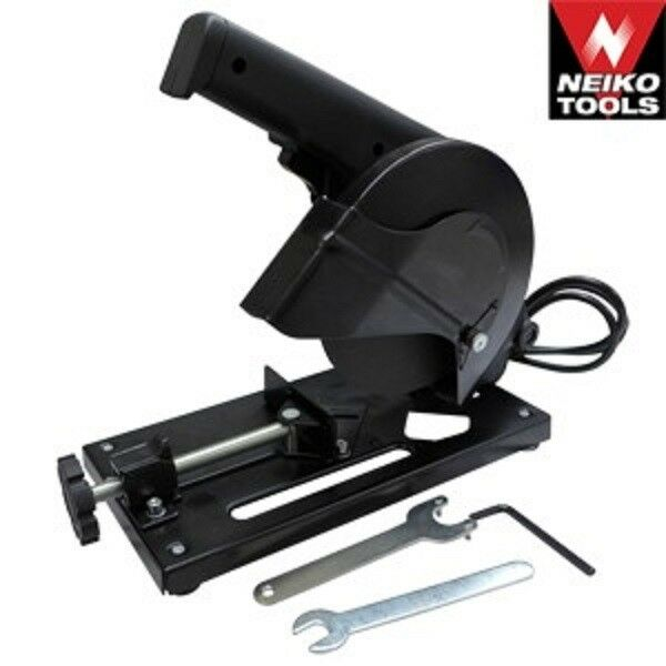 High-Speed 7-Inch Abrasive-Wheel Cut-Off Saw - 3 4 HP - 7 8  Arbor