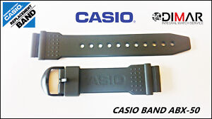 Vintage Casio Original Band/Strap ABX-50 NOS
