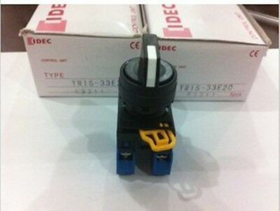1PCIDEC selector switch 22mm YW1S-3E20 YW-E10