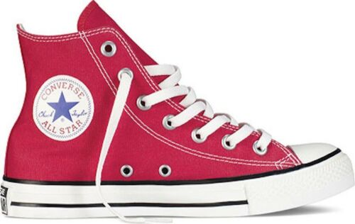 Canvas Converse RedNew Chuck All In Taylor Shoes Sneakers High Top Star UpGLSMVqz