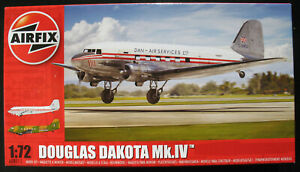 AIRFIX-A08015-Douglas-DAKOTA-MK-IV-DAN-Air-1-72-Flugzeug-Bausatz-Kit