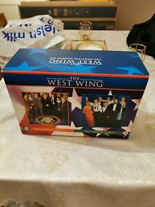 The-West-Wing-Season-1-amp-2-VHS-Box-Set-Collectors