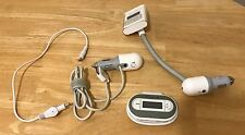 Belkin TuneBase FM Transmitter, Wireless Tunecast II, and Car Charger Lot