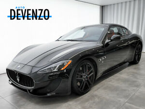 2016 Maserati Granturismo GranTurismo Sport V8 454HP Carbon Fiber Package