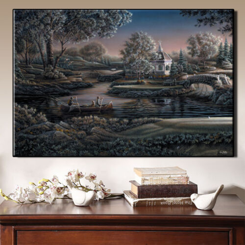 """Rural outdoor art poster painting canvas print home decoration wall 12/""""X18/""""-C"""