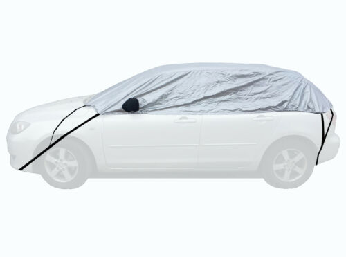 Volkswagen VW Polo MK4 Mk5 MK5 2002-onwards Half Size Car Cover