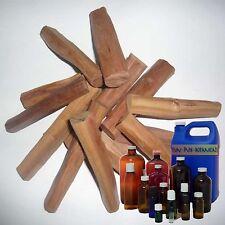 West Indian Sandalwood Essential Oil 100% Pure 2 oz Amber Glass Bottle w Dropper