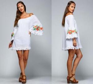 Pin-Stripe-Off-The-Shoulder-Embroidered-Bell-Sleeve-Sun-282-mv-Dress-1XL-2XL-3XL