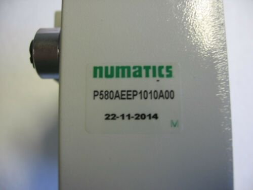 New ASCO Numatics 580 Series P580AEEP1010A00 Ethernet//IP Communications Module