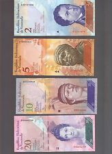 Venezuela 2-100 Bolivares 2007-2012 UNC