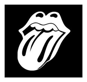 The Rolling Stones Logo Jdm Rock Band Music Vinyl Car