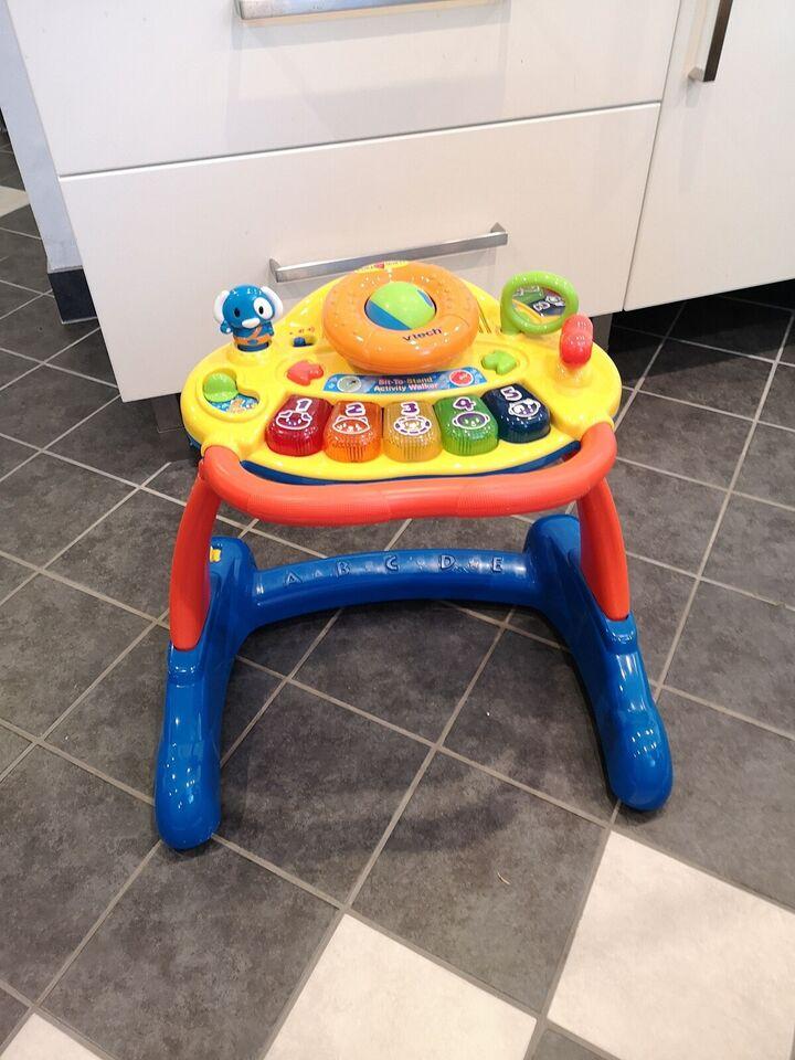 Gåvogn, Play2learn